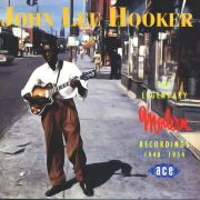 HOOKER JOHN LEE - The Legendary Modern Recordings CD