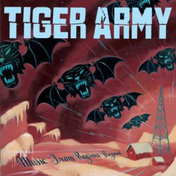 TIGER ARMY - Music From Regions Beyond LP UUSI Hellcat