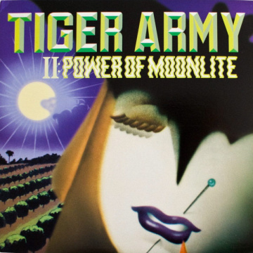 TIGER ARMY - II: Power Of Moonlite LP UUSI Hellcat