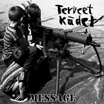 "TERVEET KÄDET - Message 12"" EP BLACK Propaganda Records"