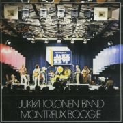 JUKKA TOLONEN BAND - Montreux Boogie LP INDIE ONLY LTD 150 kpl