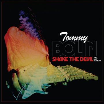 TOMMY BOLIN - Shake The Devil-The Lost Sessions LP UUSI Cleopatra LTD WHITE vinyl