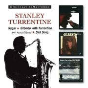 TURRENTINE STANLEY - Sugar/Gilberto With Turrentine/Salt Song 2CD