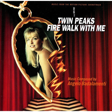 SOUNDTRACK - Twin Peaks - Fire Walk With Me CD