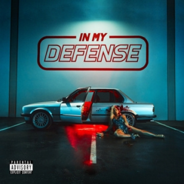 AZALEA IGGY - In My Defense LP