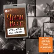 URIAH HEEP - Access All Areas CD+DVD