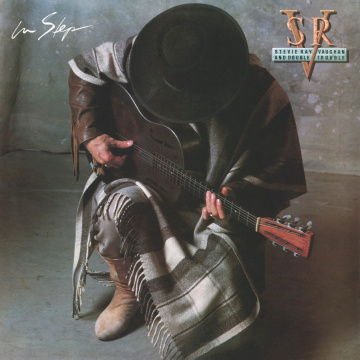 STEVIE RAY VAUGHAN - In Step LP UUSI Music On Vinyl
