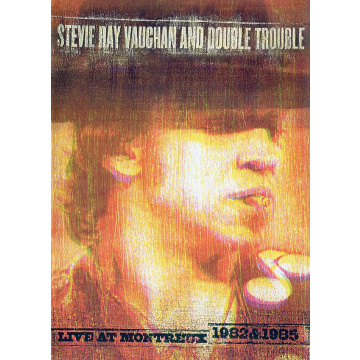 VAUGHAN STEVIE RAY - Live at Montreux 82/85 DVD
