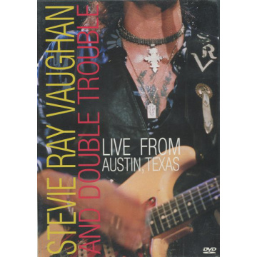 VAUGHAN STEVIE RAY - Live from Austin, Texas DVD