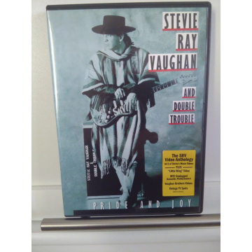 VAUGHAN STEVIE RAY - Pride & Joy DVD