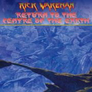 RICK WAKEMAN - Return To The Centre Of The Earth 2LP UUSI Music Fusion