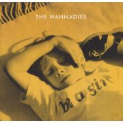 WANNADIES - Be a Girl LP UUSI Music On Vinyl LTD 1000 YELLOW vinyl