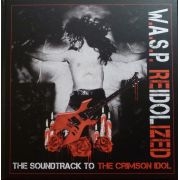 WASP - Reidolized (The Soundtrack To The Crimson Idol) 2CD + Blu-ray + DVD