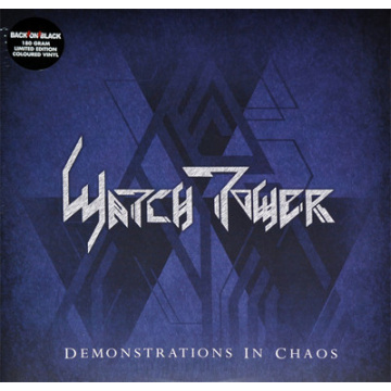 WATCHTOWER - Demonstrations in chaos 2-LP BackOnBlack UUSI COLOUR vinyls