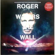 WATERS ROGER - The Wall 2015 3LP Sony Legacy Vinyl UUSI