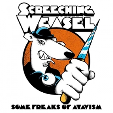 SCREECHING WEASEL - Some Freaks LP UUSI Striped