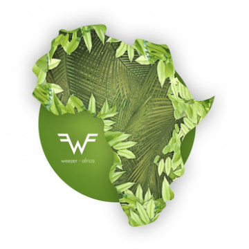 "WEEZER - Africa 7"" Shaped pic disc (LTD BLACK FRIDAY 2018 RELEASE)"