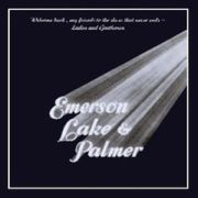EMERSON LAKE & PALMER - Welcome back My Friends to the Show That Never Ends 2CD
