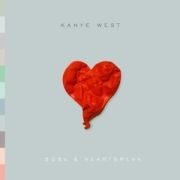 WEST KANYE - 808's & Heartbreak CD