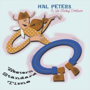 HAL PETERS & HIS STRING DUSTERS - Western standard time CD