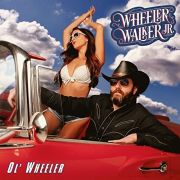 WHEELER WALKER JR - Ol' Wheeler LP UUSI Pepperhill