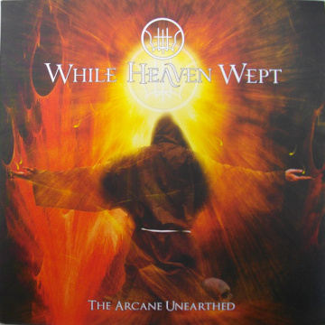 WHILE HEAVEN WEPT - The arcane unearthed 2LP HR LTD 700 copies