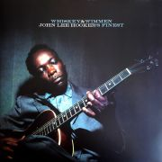 HOOKER JOHN LEE - Whiskey & Wimmen: John Lee Hooker's Finest CD