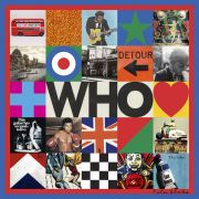 WHO - Who CD DELUXE EDITION + 3 Bonus tracks