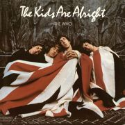 WHO - The Kids are alright 2LP RED AND BLUE VINYL