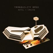 ARCTIC MONKEYS - Tranquility Base Hotel & Casino CD