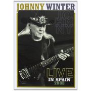 WINTER JOHNNY - Live In Spain 2008 DVD