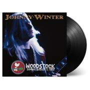 JOHNNY WINTER - THE WOODSTOCK EXPERIENCE 1969 (LIVE) 2LP UUSI Music On Vinyl