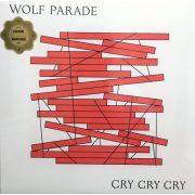 Wolf Parade - Cry Cry Cry 2LP UUSI Sub Pop LTD COLOUR LOSER EDITION