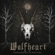 WOLFHEART - Constellation of the Black Light CD