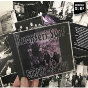 LUONTERI SURF - Live Berlin -89 LP BLACK VINYL LTD 200 copies