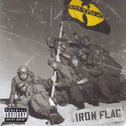 WU-TANG CLAN - Iron flag CD