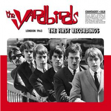 YARDBIRDS - First Recordings London 1963 LP UUSi Tiger Bay