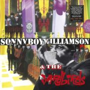 YARDBIRDS & SONNY BOY WILLIAMSON  - Yardbirds With Sonny Boy Williamson LP UUSI Tiger Bay