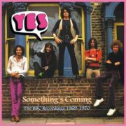 YES - Something's coming - The BBC recordings 69-70 2LP Lilith UUSI