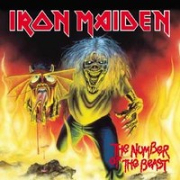IRON MAIDEN - Number of the Beast 7