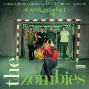 ZOMBIES - At work 7-INCH Big Beat UUSI M/M