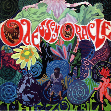 ZOMBIES - Odessey And Oracle LP UUSI Big Beat