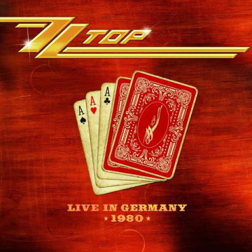 ZZ TOP - Live In Germany 1980 2LP+CD UUSI Ear Music Numbered