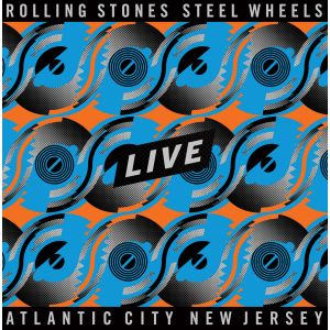ROLLING STONES - Steel Wheels Live 2CD+DVD