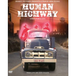 YOUNG NEIL + FRIENDS - Human Highway (Director's Cut) Blu-ray Disc
