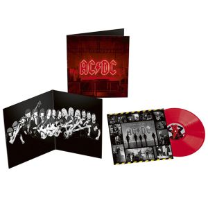 AC/DC - Power up LP RED VINYL