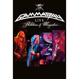 GAMMA RAY - Live - Skeletons and Majesties DVD