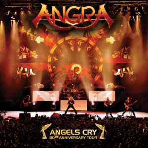 ANGRA - Angels Cry (20th Anniversary Live) Blu-ray Disc