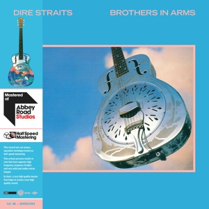 DIRE STRAITS - Brothers in arms Half-Speed Remastered 2020 2LP