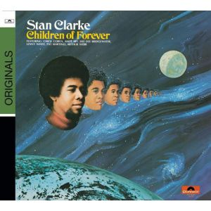 CLARKE STANLEY - Children of Forever CD